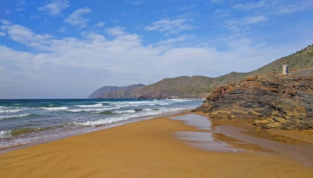 Murcia playas