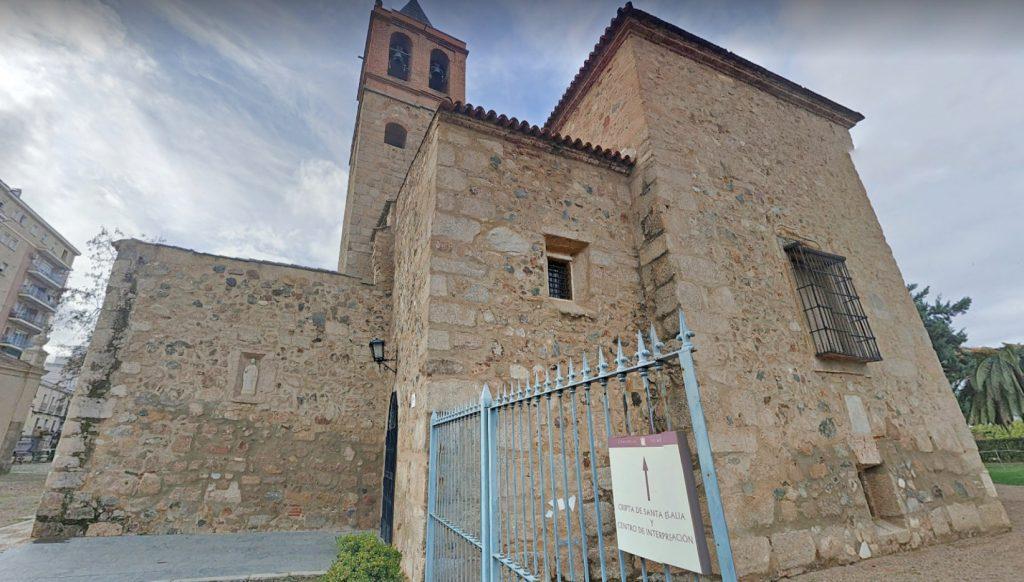 iglesia de mérida