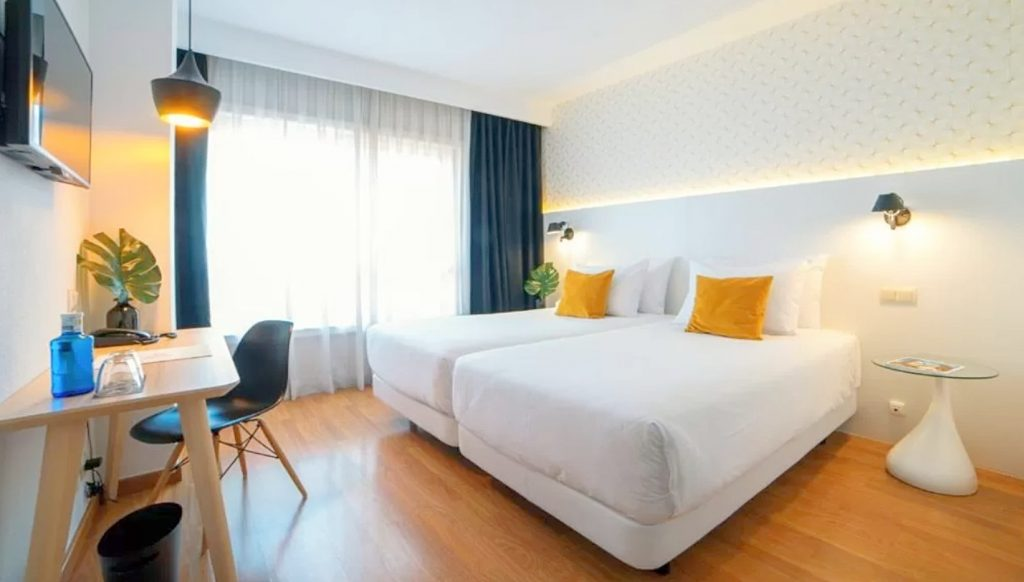 Murcia dónde dormir