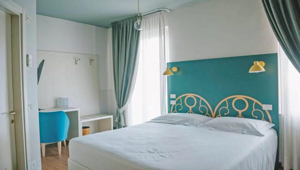 Parma dónde dormir