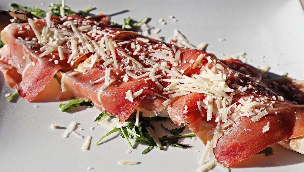 qué comer en Parma