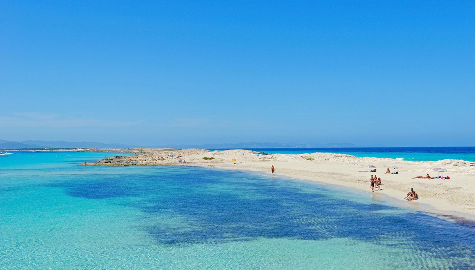 Formentera wird eine weitere Woche in Phase 3 bleiben