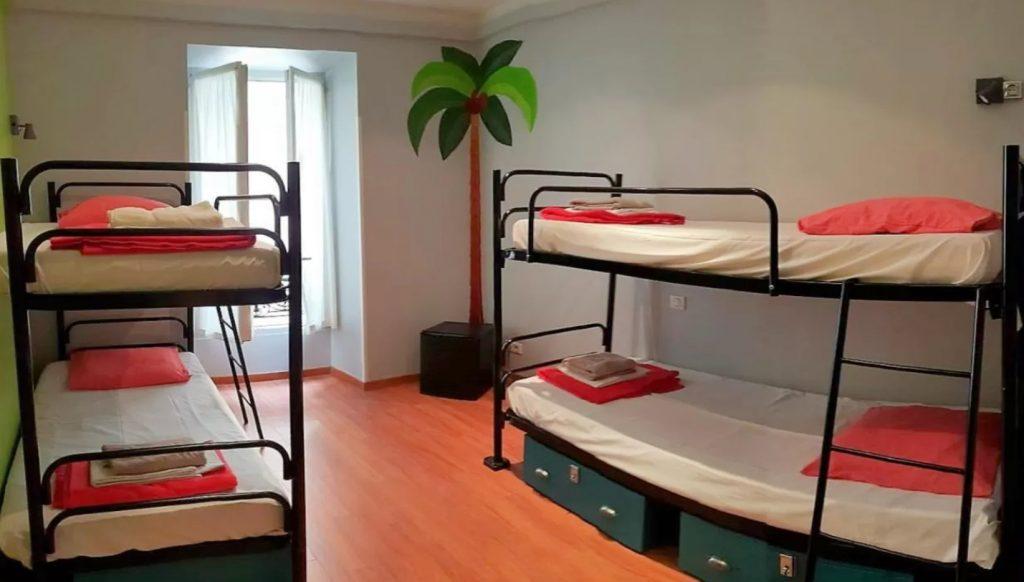 dónde dormir en Niza