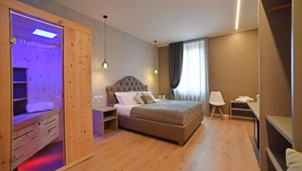 dónde dormir en Trento