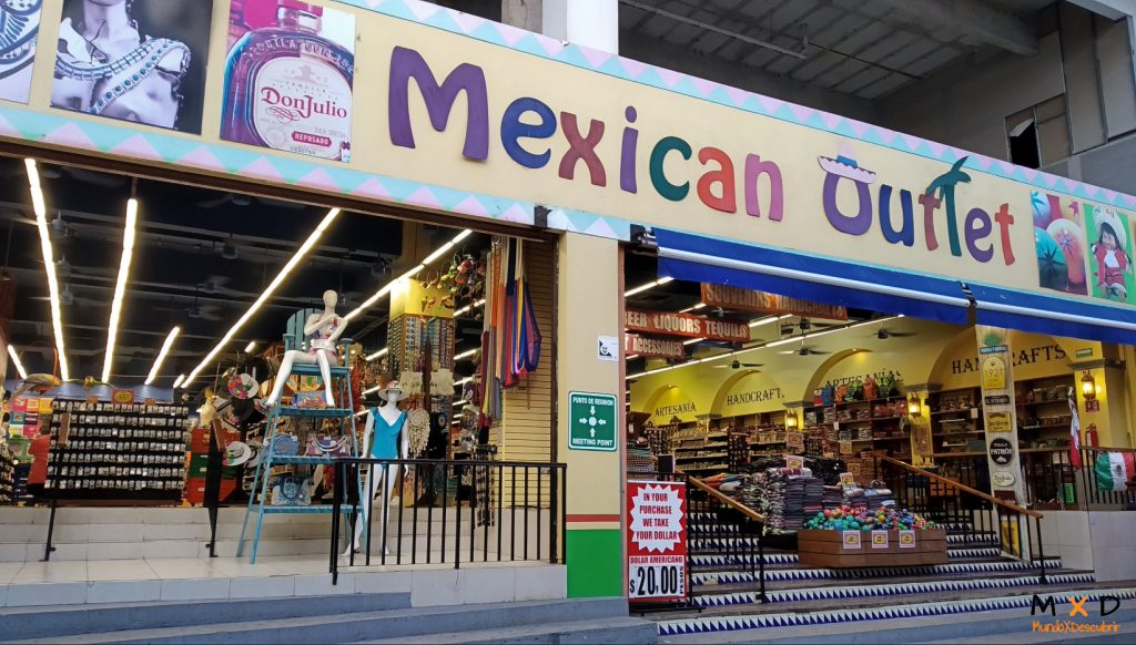 shopping cancún