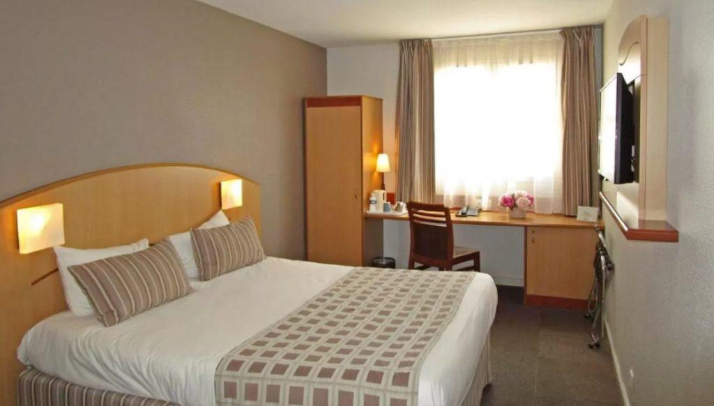 dónde dormir Montpellier