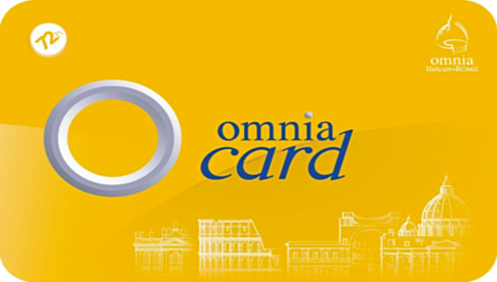 omnia card roma