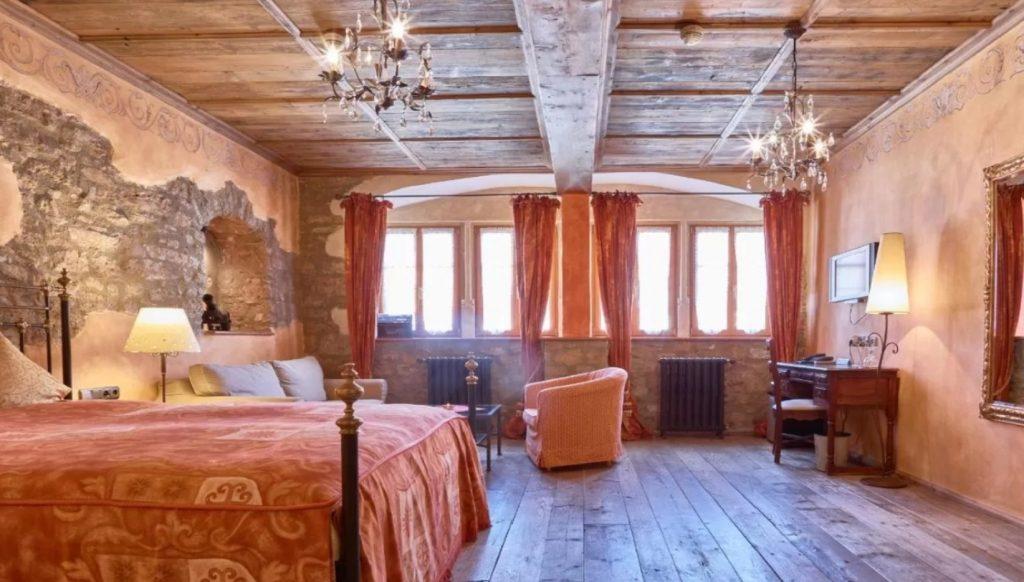 dónde dormir en Rothenbourg