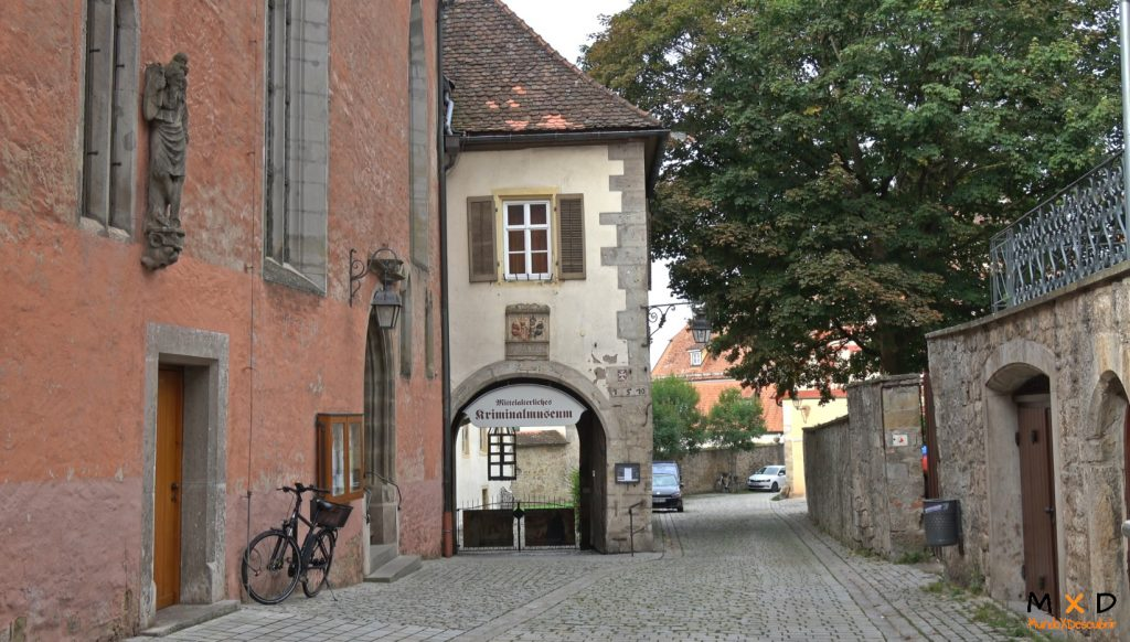museo criminalista rothenburg