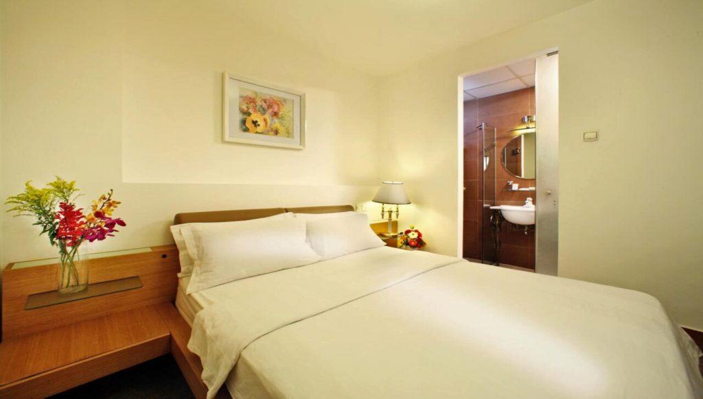 habitacion de hotel