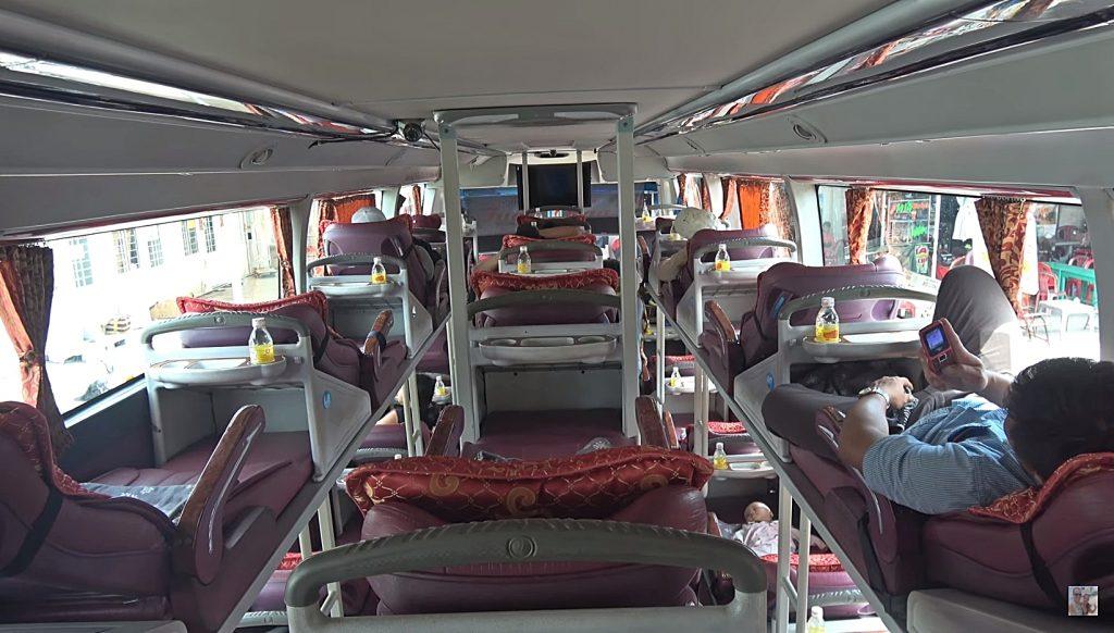 buses vietnam