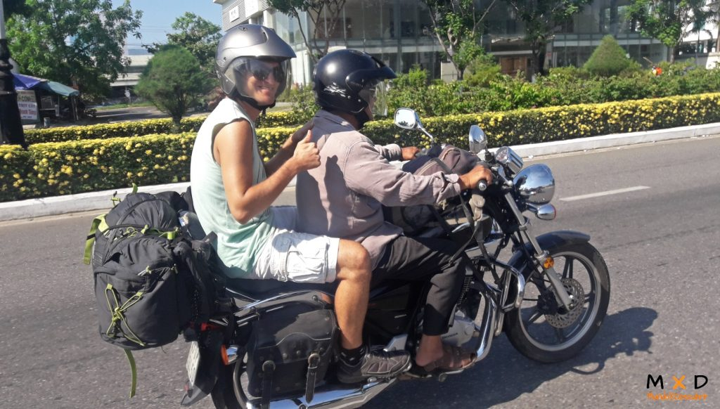 vietnam transporte