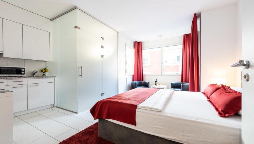 apartamentos Zurich