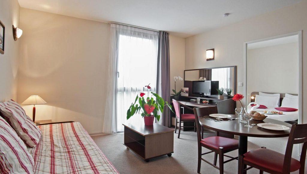 apartamentos Nimes