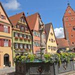 🟢 Qué ver y visitar en DINKELSBÜHL en 1 día | Turismo BAVIERA