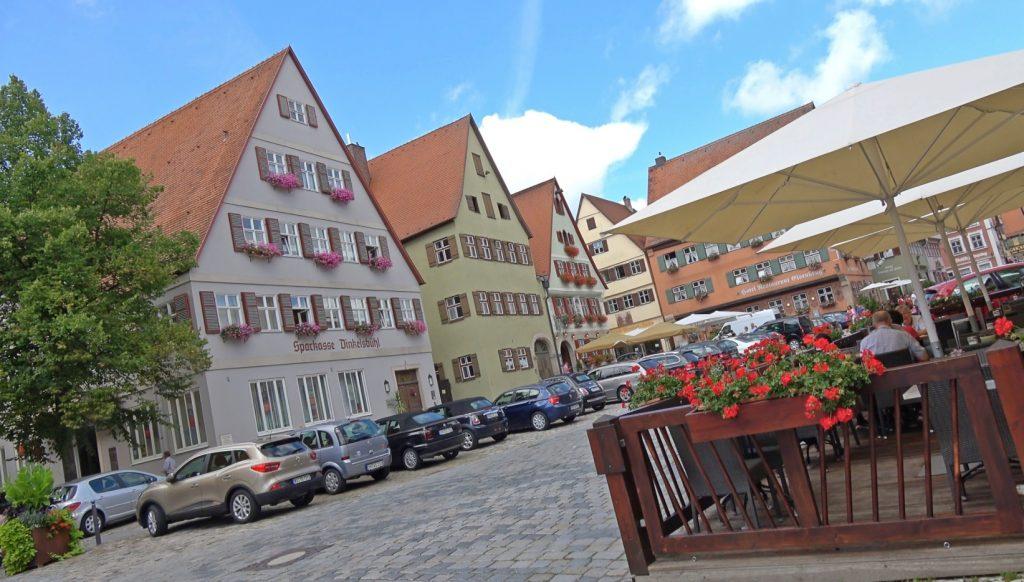Qué ver y visitar en Dinkelsbühl